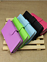 For Nokia Case Wallet / Card Holder / with Stand Case Full Body Case Solid Color Hard PU Leather Nokia Nokia Lumia 620