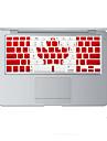 canadienne conception de drapeau peau de couverture de clavier en silicone pour MacBook Air 13,3, MacBook Pro Retina 13 15 17 nous layout