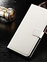 용 Samsung Galaxy S7 Edge 카드 홀더 / 지갑 / 스탠드 / 플립 케이스 풀 바디 케이스 단색 하드 인조 가죽 SamsungS7 edge / S7 / S6 edge plus / S6 edge / S6 / S5 Mini / S5