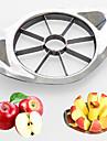 Stainless Steel Apple Slicer Fruit Vegetable Tools Kitchen Accessories Easy Cutter Slicer Apple Peeler