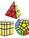 Rubik\'s Cube Shengshou Cube de Vitesse  Pyraminx Extraterrestre Megamix Vitesse Niveau professionnel Cubes magiques
