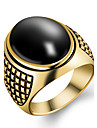 Men\'s Ring Fashion Costume Jewelry Resin Alloy Jewelry For Party Daily Casual Sports