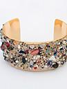 Women\'s Cuff Bracelet Fashion European Costume Jewelry Alloy Jewelry Jewelry For Party Birthday