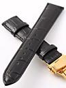 / de Bandes de women\'swatch cuir vache 18mm accessoires de montres hommes