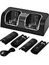 --Batteries et chargeurs-Audio et video-Nintendo Wii-Rechargeable-Nintendo Wii