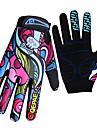 Gloves Sports Gloves Women\'s Men\'s Cycling Gloves Spring Autumn/Fall Winter Bike GlovesKeep Warm Anti-skidding Wearproof Ultraviolet