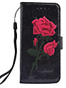 For Samsung Galaxy S8 Plus S8 Case Cover The New Roses Pattern Manual Embroidery PU Skin Material Phone Case S7 S6 Edge S7 S6
