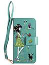 Para iPhone X iPhone 8 Case Tampa Porta-Cartao Carteira Com Suporte Brilha no Escuro Flip Com Relevo Estampada Corpo Inteiro Capinha Gato