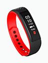 Pulseira InteligenteImpermeavel Suspensao Longa Calorias Queimadas Pedometros Tora de Exercicio Esportivo Monitor de Batimento Cardiaco