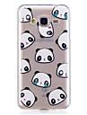 Кейс для samsung galaxy j3 j3 (2016) кейс крышка panda рисунок окрашенный высокий проникающий tpu материал imd процесс мягкий чехол