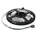 Χαμηλού Κόστους Φωτολωρίδες LED-5m Ευέλικτες LED Φωτολωρίδες / Φωτολωρίδες RGB 300 LEDs 5050 SMD RGB 12 V 1pc / IP44