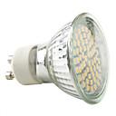 hesapli LED Spot Işıkları-2800 lm GU10 LED Spot Işıkları MR16 60 led SMD 3528 Sıcak Beyaz Doğal Beyaz AC 220-240V