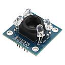 Недорогие Сенсоры-высококачественный модуль распознавания сенсорного датчика цвета tcs3200 для ардуино