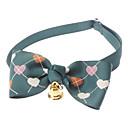 رخيصةأون أغطية أيفون-قط كلب ياقة ربطة العنق Bell نايلون أحمر أخضر زهري