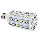voordelige LED-kaarslampen-15W 6500lm E26 / E27 LED-maïslampen 86 LED-kralen SMD 5050 Natuurlijk wit 110-130V 220-240V