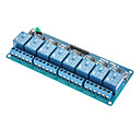 hesapli Konnektörler ve Terminaller-8-kanallı 5v röle modülü kalkan (arduino için)