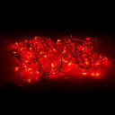 cheap LED String Lights-10m String Lights 100 LEDs Red 220V Christmas Decoration Lamp String