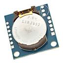 hesapli Şalterler-(Arduino için) DS1307 i2c RTC DS1307 24C32 gerçek zamanlı saat modülü
