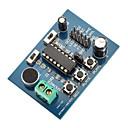 hesapli Modüller-ISD1820 Ses / Ses Kayıt ve Playback Modülü Kurulu (3 ~ 5V)