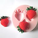 hesapli Fırın Araçları ve Gereçleri-Bakeware araçları Silikon Çevre-dostu Kendin-Yap Kek Kurabiye Tart Pişirme Kalıp 1pc