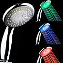 preiswerte LED-Duschköpfe-3-Color temperaturempfindliche LED Farbwechsel Handbrause