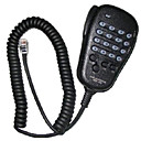 ieftine Imbracaminte & Accesorii Căței-YAESU MH-48A6J Handheld Microfon cu butoane digitale pentru FT-7800R / FT-8800R / FT-8900R - Negru