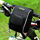 hesapli Işıklar ve Yansıtıcılar-FJQXZ Bisiklet Gidon Çantaları Su Geçirmez, Hızlı Kuruma, Giyilebilir Bisiklet Çantası Naylon / 600D Polyester Bisikletçi Çantası Bisiklet Çantası Bisiklete biniciliği / Bisiklet