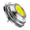 baratos Luminárias de LED  Duplo-Pin-160 lm G4 Lâmpada Redonda LED 1 leds COB Decorativa Branco Quente Branco Frio DC 12V