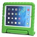 billige Etuier/deksel til LG-Etui Til Apple iPad 4/3/2 Støtsikker / med stativ / Barnesikker Bakdeksel Ensfarget EVA