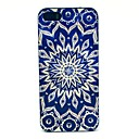 abordables Fundas para iPhone-Funda Para iPhone 5 / Apple Funda iPhone 5 Diseños Funda Trasera Mandala Dura ordenador personal para iPhone SE / 5s / iPhone 5