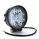 hesapli Makyaj ve Tırnak Bakımı-LORCOO Araba Ampul 27W Yüksek Performanslı LED 430lm 9 LED Çalışma Işığı