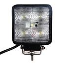hesapli Motorsiklet ve ATV Parçaları-Araba Ampul 15W Yüksek Performanslı LED Çalışma Işığı