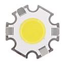 hesapli LEDler-COB 280-320 lm LED Çip Aluminyum 3 W