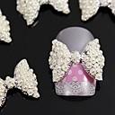 hesapli Makyaj ve Tırnak Bakımı-10 Nail Jewelry Diğer Süslemeler Mevye Çiçek Soyut Klasik Karikatür Sevimli Düğün Günlük Mevye Çiçek Soyut Klasik Karikatür Sevimli Düğün