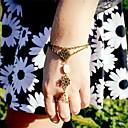 preiswerte Körperschmuck-Damen Bettelarmband Aleación Armband Schmuck Bronze Für Party Alltag Normal