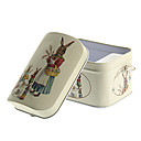 Недорогие Другие украшения-Кролик Питер узор металла хранения музыкальная шкатулка игрушки