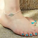 hesapli Küpeler-Ayak bileziği - Moda Altın / Gümüş Uyumluluk Parti Günlük Kadın's