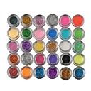 preiswerte Make-up & Nagelpflege-30 Farben Lidschatten / Puder Auge Party Make-up Alltag Bilden Kosmetikum