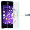 hesapli Sony İçin Ekran Koruyucuları-Ekran Koruyucu Sony için Sony Xperia M2 Temperli Cam 1 parça Yüksek Tanımlama (HD)