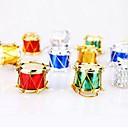 ieftine Felicitări-12 buc decoratiuni de Craciun multicolor widget-uri tabour