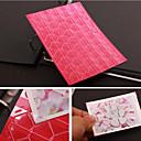 hesapli Eskiz Defteri Gereçleri-düz renk diy fotoğraf köşe koruyucu sticker (102 çıkartmalar / adet çeşit çeşit renk)