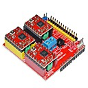 cheap Modules-V2 3D Printer Driver Expansion Board for Arduino - Red