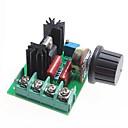저렴한 LED 콘 조명-2천w SCR 전압 조정기 모듈 / 조광 / 모터 속도 제어기 / 서모
