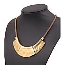 olcso Divat nyaklánc-Női Nyilatkozat nyakláncok hölgyek Európai Fekete Ezüst Vörös arany Nyakláncok Ékszerek Kompatibilitás Parti