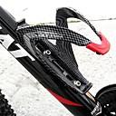 abordables Poches à Eau & Bouteilles-Vélo Bouteille d'eau Cage Fibre de carbone Poids Léger Pour Cyclisme Vélo de Route Vélo tout terrain / VTT Fibre de carbone Plein carbone Noir