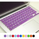 """hesapli Mac Klavye Kılıfları-13 için Rus silikon klavye kapağı cildi coosbo® """"/ 15"""" / 17 """"macbook air pro / retina (çeşitli renklerde)"""