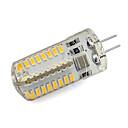 abordables Accesorios para PS4-1pc 4 W 260 lm G4 Luces LED de Doble Pin 64 Cuentas LED SMD 3014 Blanco Cálido Blanco Fresco 220-240 V / Cañas