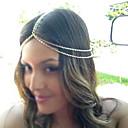 hesapli Saç Takıları-Kadın's Vintage alaşım Saç Bandı / Saç Bantları / Saç Bantları