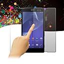 hesapli Sony İçin Ekran Koruyucuları-Ekran Koruyucu Sony için Sony Xperia Z3 Compact Temperli Cam 1 parça Yüksek Tanımlama (HD)