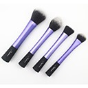 preiswerte Make-up & Nagelpflege-4pcs Professional Makeup Bürsten Bürsten-Satz- Künstliches Haar Auge / 4 * Rougepinsel / Gesicht